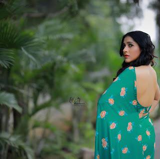 Actress Rashmi Gautam Latest Stills Gallery