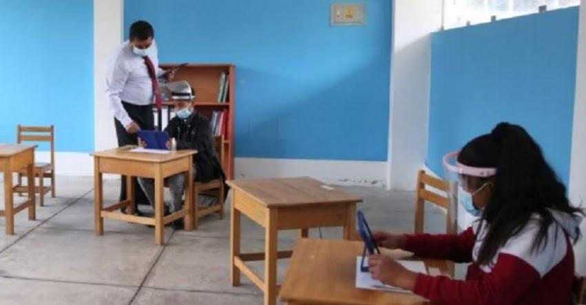 MINEDU: Gobierno inició debate para declarar en emergencia la educación