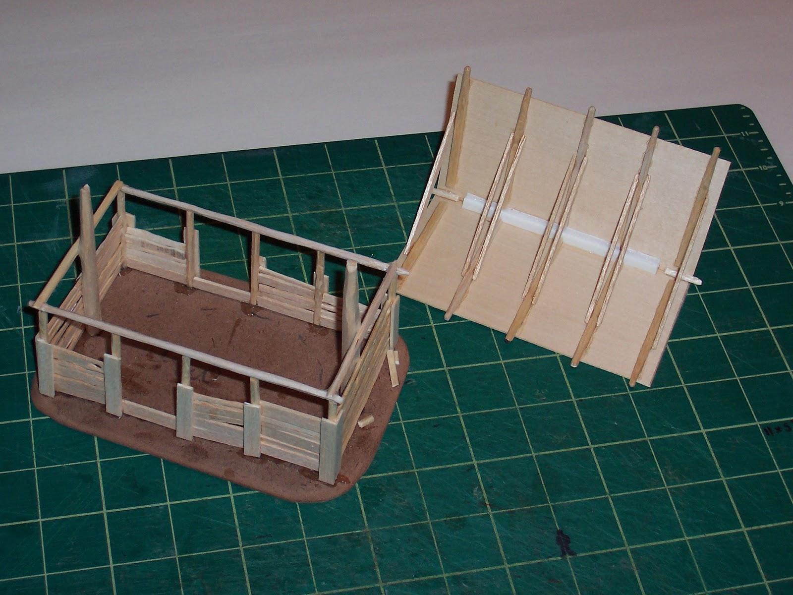 Gamer Architect Anglo Saxon Viking Village Project