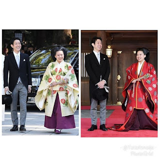 Japanese Princess renounces royal title to marry a commoner