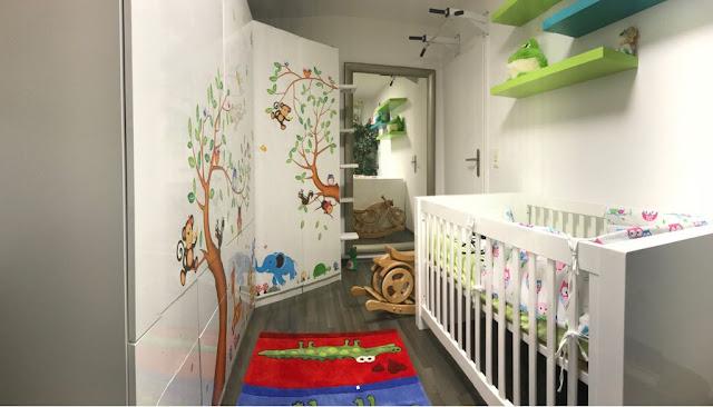 Babyzimmer darauf solltest du achten