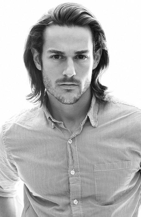 gambar model rambut pria