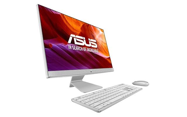 ASUS Vivo AiO V241EAK-WA060T: todo en uno Core i7 con disco SSD, Windows 10 Home y teclado y ratón inalámbricos