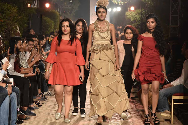"International School of Design Presents  ""Eco Fashion-2017"""