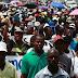 Vídeo...  Miles de nacionales Haitianos marchan por 27 de febrero en Santo Domingo