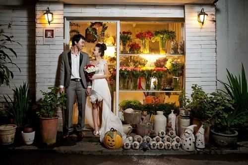 Những quán cà phê lý tưởng để chụp ảnh cưới tại Sài Gòn 01