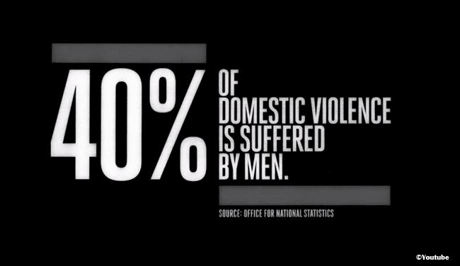 Watch An Eye Opener Video that Proved Men Suffered the Most of Domestic Voilence