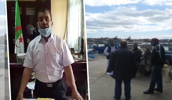 بالفيديو : البحارة يحتجون بتنس .. ومدير الصيد البحري يوضح