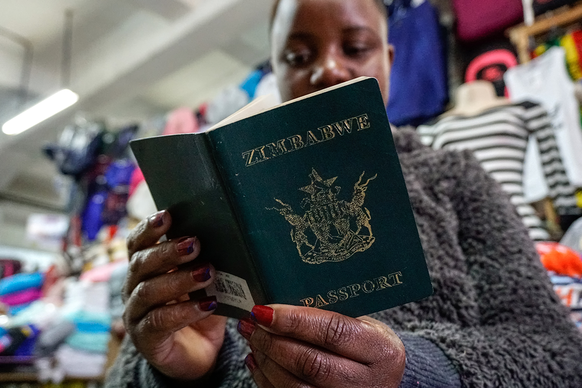 Shock As RG's Office Demands $200 Top-up For Ordinary Passports
