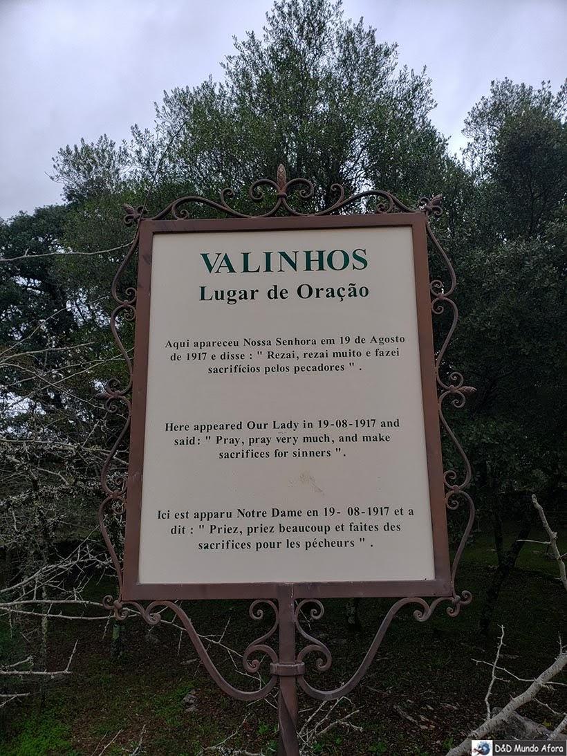 Valinhos em Aljustrel - Diário de Bordo: Fátima, Óbidos e Nazaré