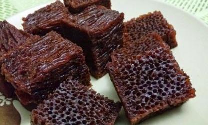 Resepi Kek Gula Hangus