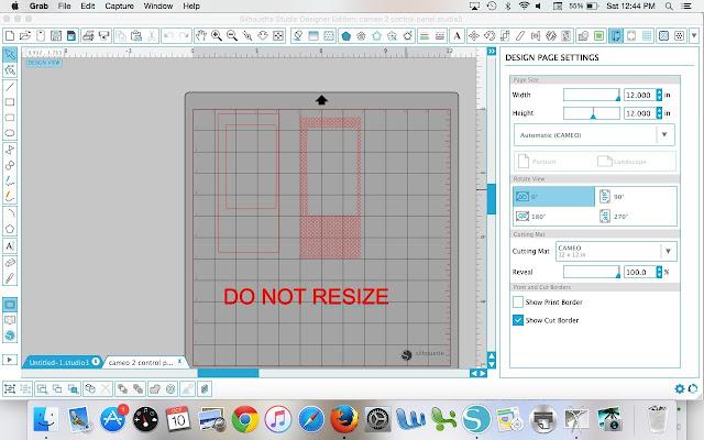 Silhouette Studio, open files, open free files, Mac, PC