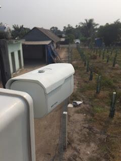 Hệ thống camera an ninh Hoà Khánh Đông - Đức hoà