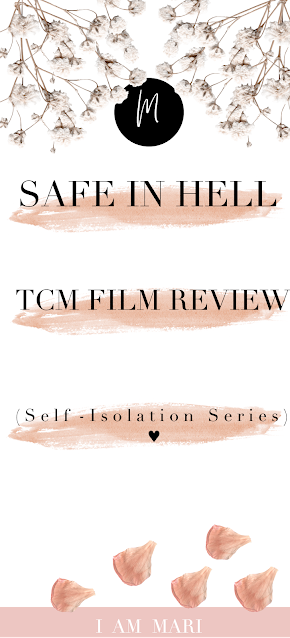 Safe In Hell (1931) - TCM Film Review
