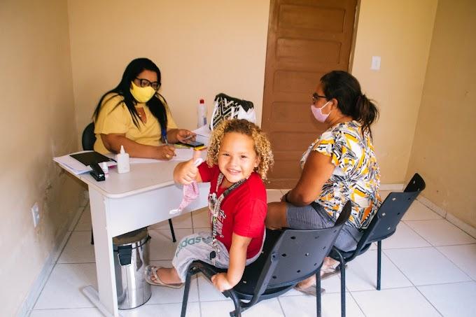 Prefeitura de Grossos disponibiliza atendimento de Terapia Ocupacional na UBS Ana Maria Gonçalves