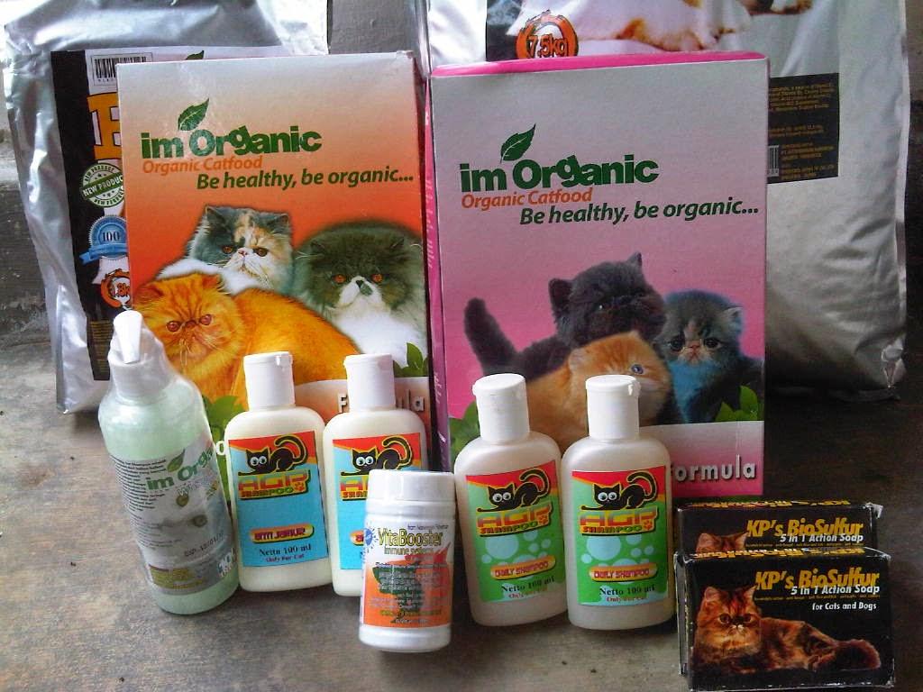 Nutrisi, Suplemen, dan Vitamin untuk Kucing