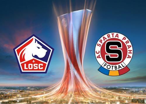 Lille vs Sparta Praha -Highlights 03 December 2020