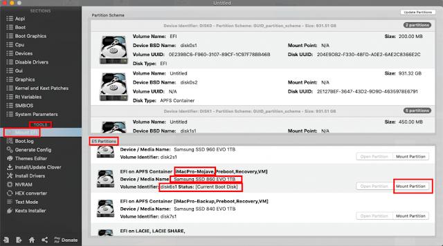 Hướng dẫn tạo bộ cài MacOS Mojave trên USB - Omegakd