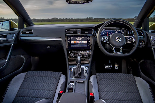 VW Golf GT Edition 2019