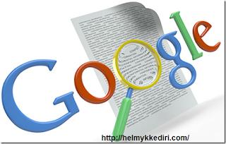 Cara cek posisi artikel diGoogle