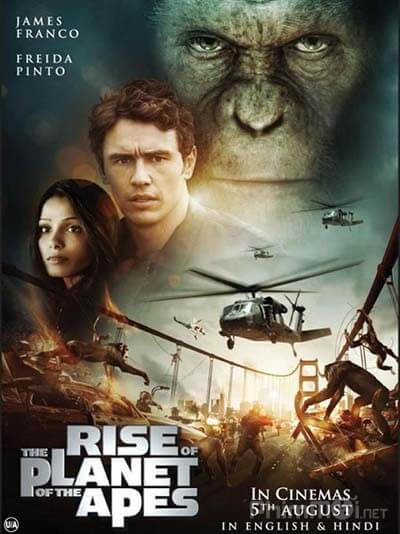su troi day cua hanh tinh khi - rise of the planet of the apes 2011 vietsub