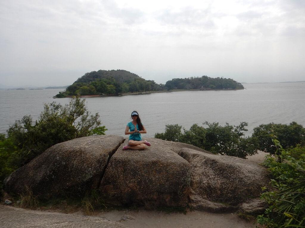 Ilha de Paquetá Praia da Moreninha
