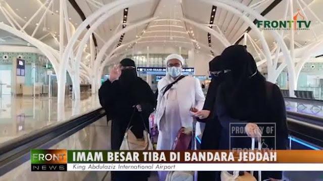KUA Tanah Abang Sudah Terima Pemberitahuan Pernikahan Najwa Shihab, Putri Habib Rizieq