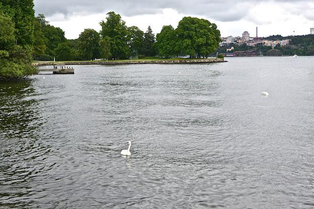 Stockholm : Du Prins Eugen Waldemarsudde à la Thielska Galleriet île de Djugarden