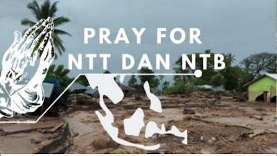 Gerakan 10 Juta Koin For NTT dan NTB, PMII Wajo : Ayo Berdonasi