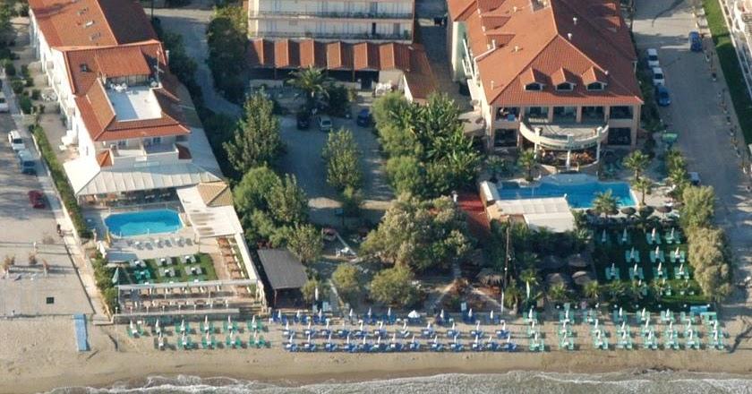 Anetis Beach Hotel Tsilivi