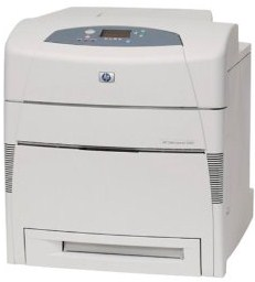 HP Color Laserjet 5550 Driver