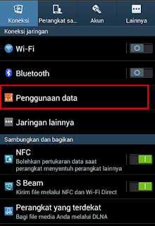 How to turn off data saver on Samsung / How to remove data usage warning from Samsung