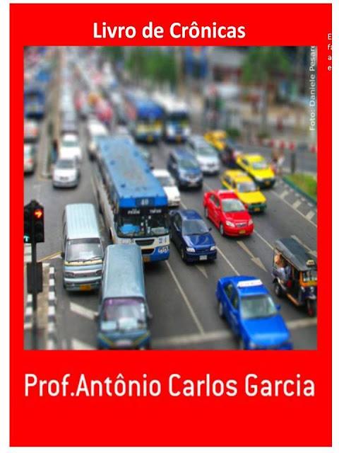 Livro De Crônicas 1 Prof.Antonio Carlos Garcia