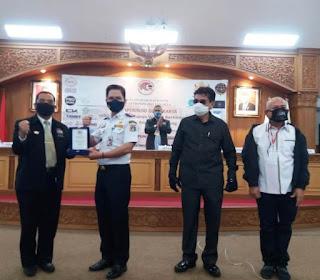 Kadishub DKI Jakarta Buka Musda ke II DPD APTRINDO DKI Jakarta