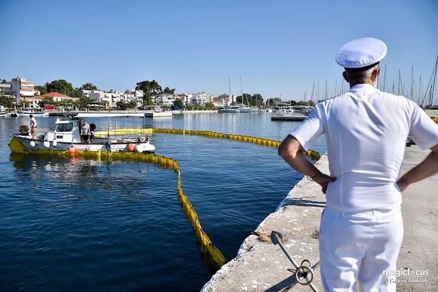 Η ετήσια τακτική εκπαίδευση της τοπικής ομάδας εθελοντών με σκοπό να εκπαιδευτούν στις διαδικασίες αντιμετώπισης πιθανής θαλάσσιας ρύπανσης θα πραγματοποιηθεί από το ΔΛΤ Πρέβεζας, την Τρίτη 27 Ιουλίου.