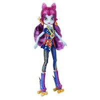 MLP Sunny Flare Friendship Games Sporty Style Roller Skater Doll