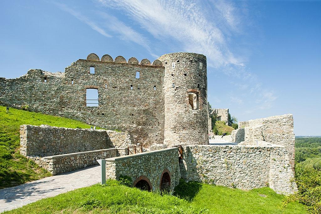 Замок Девин в Братиславе