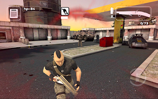 a mercenary who was imprisoned in a city inhabited by madmen Slaughter v1.04 Android Apk Data