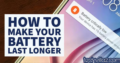 Simple Tricks To Stop Your Phone Battery From Discharging Quickly