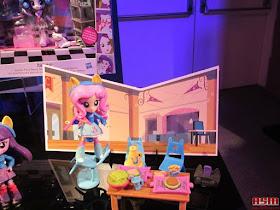 Equestria Girls Mini Fluttershy Toy Fair 2016