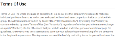 "Importance of ""Terms and Conditions"" (T&C) for Websites"