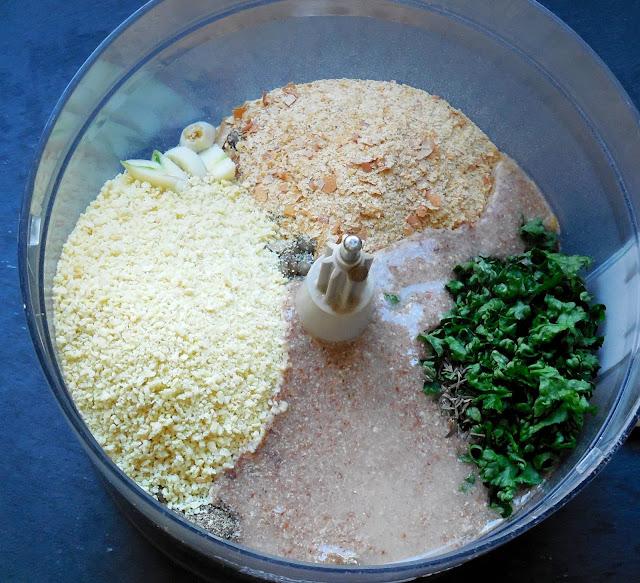 Boulettes vegan aux lentilles vertes