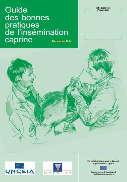 Guide des bonnes pratiques de l'insémination caprine - WWW.VETBOOKSTORE.COM