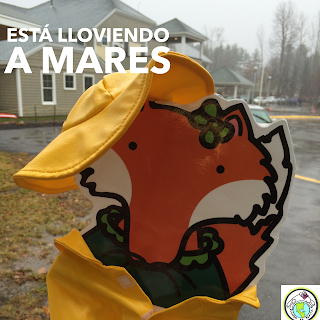 Está lloviendo a mares Weather Idiomatic Expressions in Spanish
