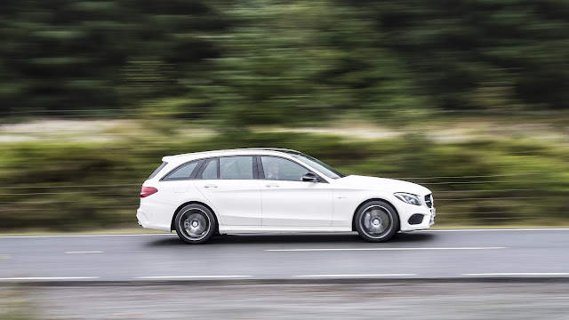 Mercedes-AMG C43 4Matic Estate (2016) review