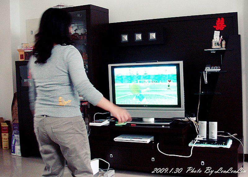 寶貝生活週記|任天堂Wii Fit初體驗