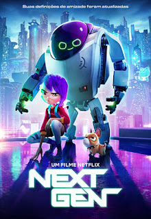 Next Gen - HDRip Dual Áudio
