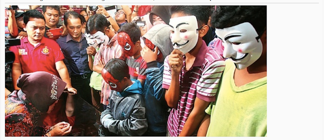 MEMILUKAN, Pengakuan Bocah SD Cabuli Siswi SMP Di Surabaya Bikin Nangis