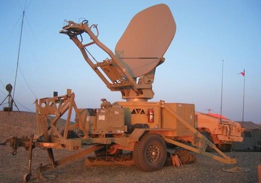 Станція супутникового зв'язку AN/TSC-185