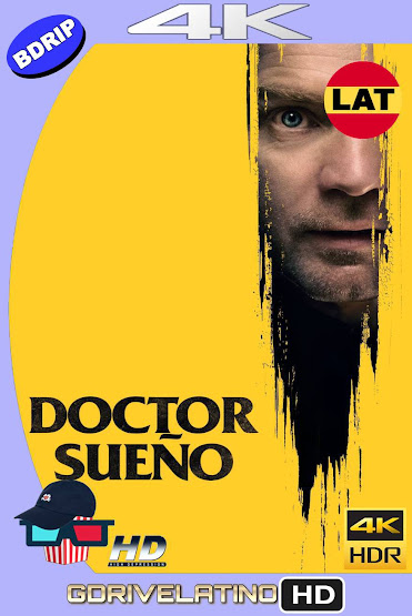 Doctor Sueño (2019) THEATRICAL BDRip 4K HDR Latino-Ingles MKV